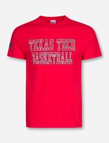Texas Tech Basketball Stack Lone Star Pride Edition T-Shirt