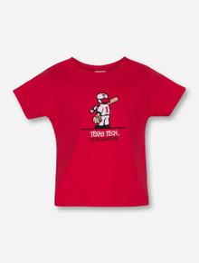 Texas Tech Little Slugger TODDLER Red T-Shirt