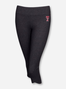 Arena Texas Tech Transporter Capri Leggings