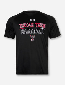 "Under Armour Texas Tech Baseball 2017 ""On the Field"" T-Shirt"