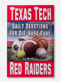 Texas Tech Red Raiders Book - Daily Devotions for Die-Hard Fans