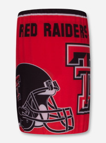 Texas Tech Red Raiders Water Bottle/Propane Tank/Bucket Cover