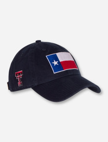"""47 Brand Texas Tech """"Operation Hat Trick Clean Up"""" Adjustable Navy Cap"""
