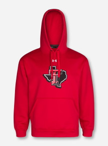 Under Armour Texas Tech Red Raiders Captain Lone Star Pride Hoodie
