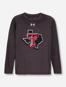 Under Armour Texas Tech Lone Star Pride YOUTH Long Sleeve
