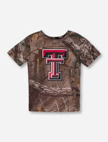 "Arena Texas Tech Red Raiders ""Draw"" TODDLER Camo T-Shirt"