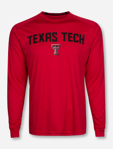 """Arena Texas Tech Red Raiders """"Setter"""" Long Sleeve"""