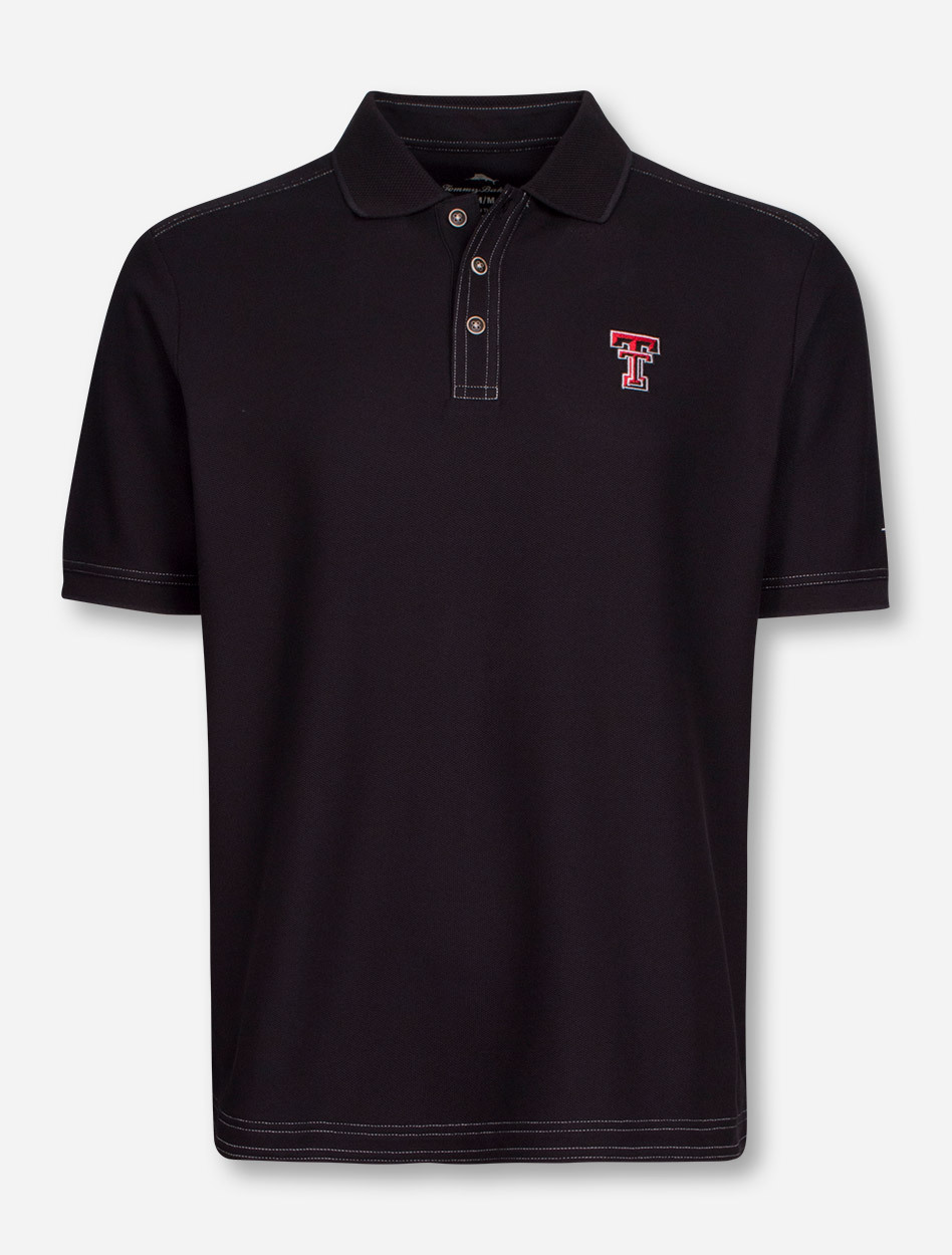 881fa9c6 Tommy Bahama Texas Tech Red Raiders Double T Polo