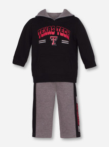 "Arena Texas Tech Red Raiders ""Punter"" INFANT Hoodie & Pants Set"