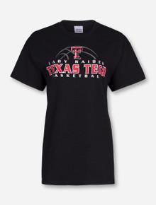Texas Tech Lady Raiders Basketball T-Shirt