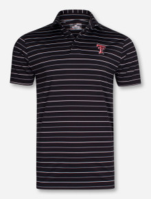 "Under Armour 2017 Texas Tech Red Raiders ""Performance Stripe"" Polo"