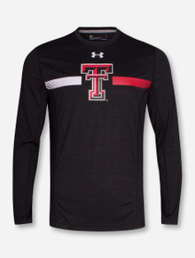 Under Armour Texas Tech Red Raiders 2017 Sideline Long Sleeve
