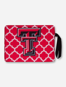 "Texas Tech Red Raiders ""Lattice"" Stadium Seat Cushion"