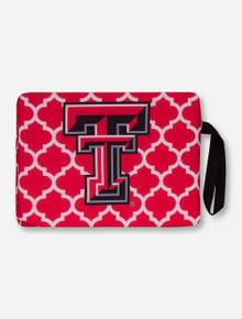 "Texas Tech Red Raiders ""Lattice"" Stadium Seat Cushion"