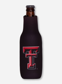 Texas Tech Red Raiders Double T Zippered Bottle Cooler