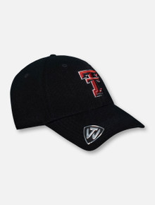 "Top of the World Texas Tech Red Raiders ""Impact"" Stretch Fit Cap"
