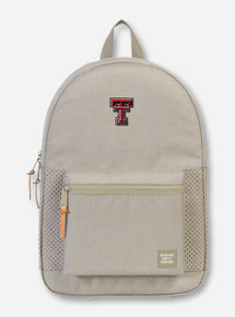 "Herschel Texas Tech Red Raiders ""Settlement Aspect"" Sandstone Backpack"