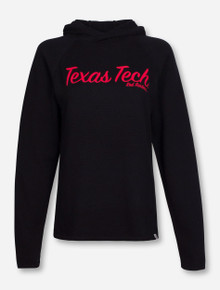 Texas Tech Red Raiders Crossover Hoodie Sweater