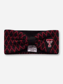 Emerson Street Texas Tech Red Raiders Two-Tone Knit Headband