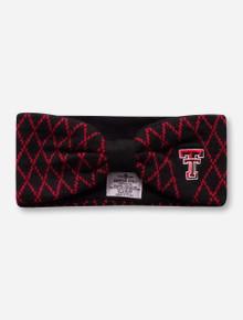 Emerson Street Texas Tech Red Raiders Two-Tone Knit Headband