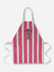 Texas Tech Red Raiders Double T Striped Apron