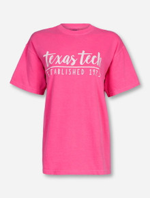 """Texas Tech Red Raiders """"One Script"""" T-Shirt"""
