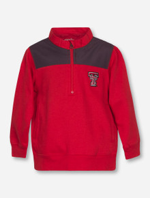 "Texas Tech Red Raiders Garb ""Lewis"" TODDLER Half Zip Pullover"