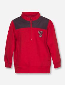 "Texas Tech Red Raiders Garb ""Lewis"" TODDLER Half Zip Pullover"