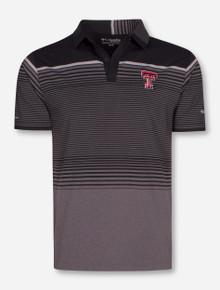 "Columbia Texas Tech Red Raiders ""Drain It"" Polo"