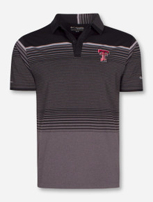 "Columbia Texas Tech Red Raiders ""Drain It"" Polo"