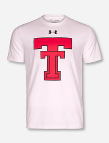 """Under Armour 2017 Texas Tech """"Throwback Double T"""" T-Shirt"""