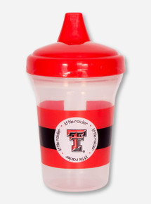 Texas Tech Red Raiders Spill Proof Sippy Cup