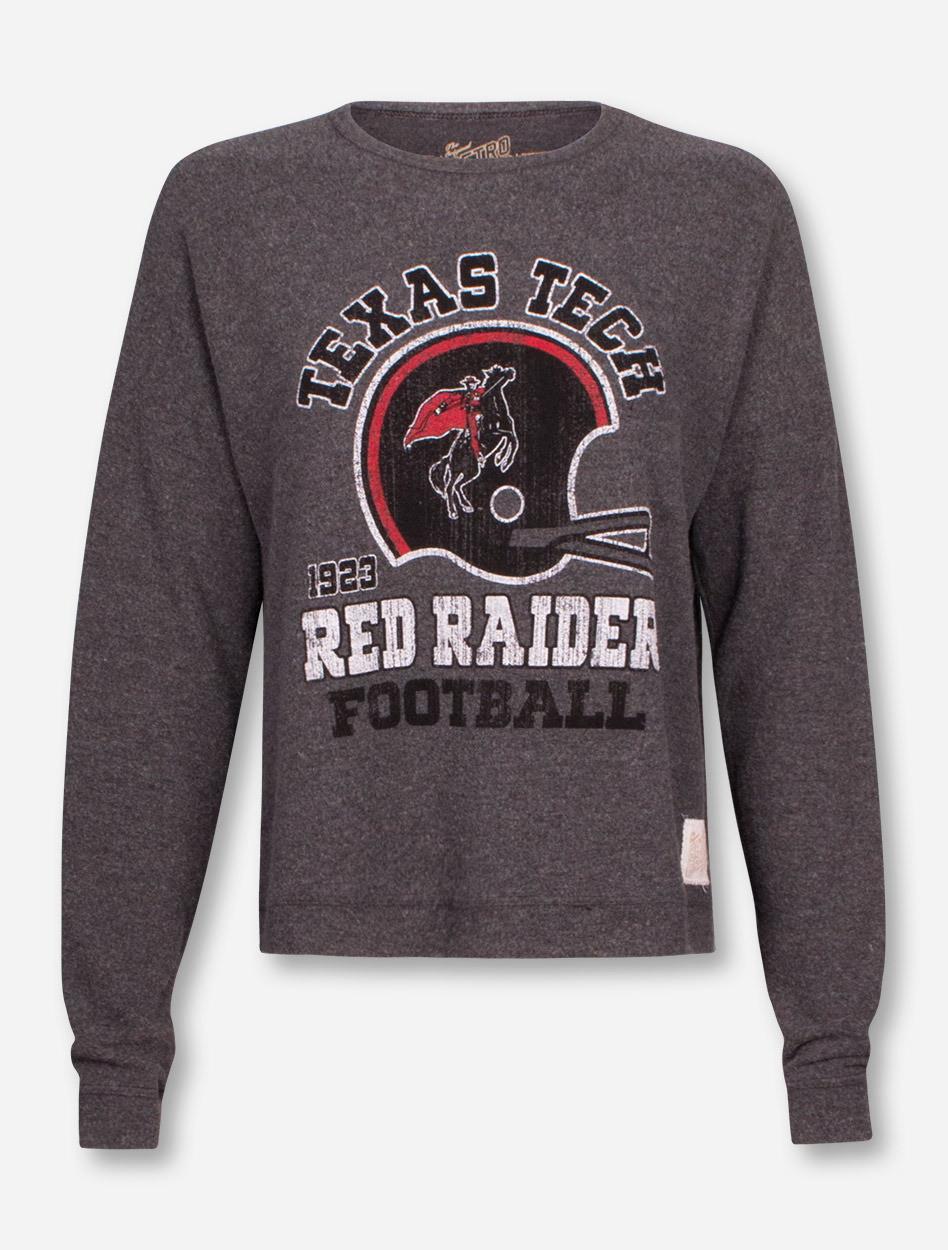 6a42c7fb Retro Brand Texas Tech Red Raiders Vintage League Sweatshirt