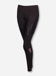 ZooZatz Texas Tech Red Raiders Cool Down Leggings