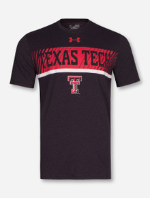 "Under Armour Texas Tech Red Raiders ""Hot Route"" T-Shirt"