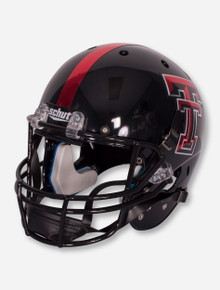 Texas Tech Red Raiders Modern Day Authentic Helmet