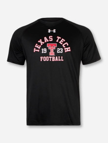 Under Armour 2017 Texas Tech Red Raiders Football T-Shirt