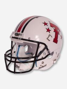 Schutt Texas Tech Red Raiders Throwback Stars Replica Helmet