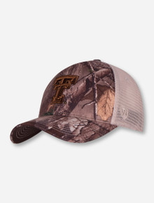 "Top of the World Texas Tech Red Raiders ""Yonder"" Camo Adjustable Cap"