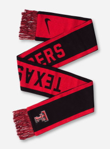 "Nike Texas Tech Red Raiders ""Local Verbage"" Scarf"