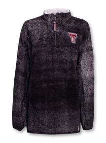 "Pressbox Texas Tech Red Raiders ""Poodle"" 1/4 Zip Jacket"