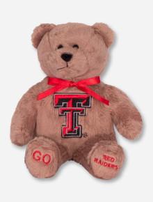 Texas Tech Red Raiders Musical Teddy Bear