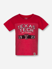"Wes & Willy Texas Tech Red Raiders ""Yoke"" INFANT T-Shirt"