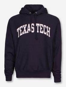 Texas Tech Red Raiders Arch Reverse Weave Hoodie