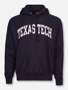 Texas Tech Red Raiders Arch Reverse Weave Hoodie