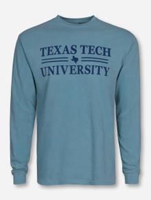 Texas Tech Red Raiders Bar None Long Sleeve Shirt
