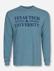Texas Tech Red Raiders Bar None Long Sleeve Shirt