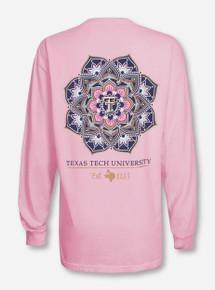 Texas Tech Red Raiders Mandala Long Sleeve Shirt