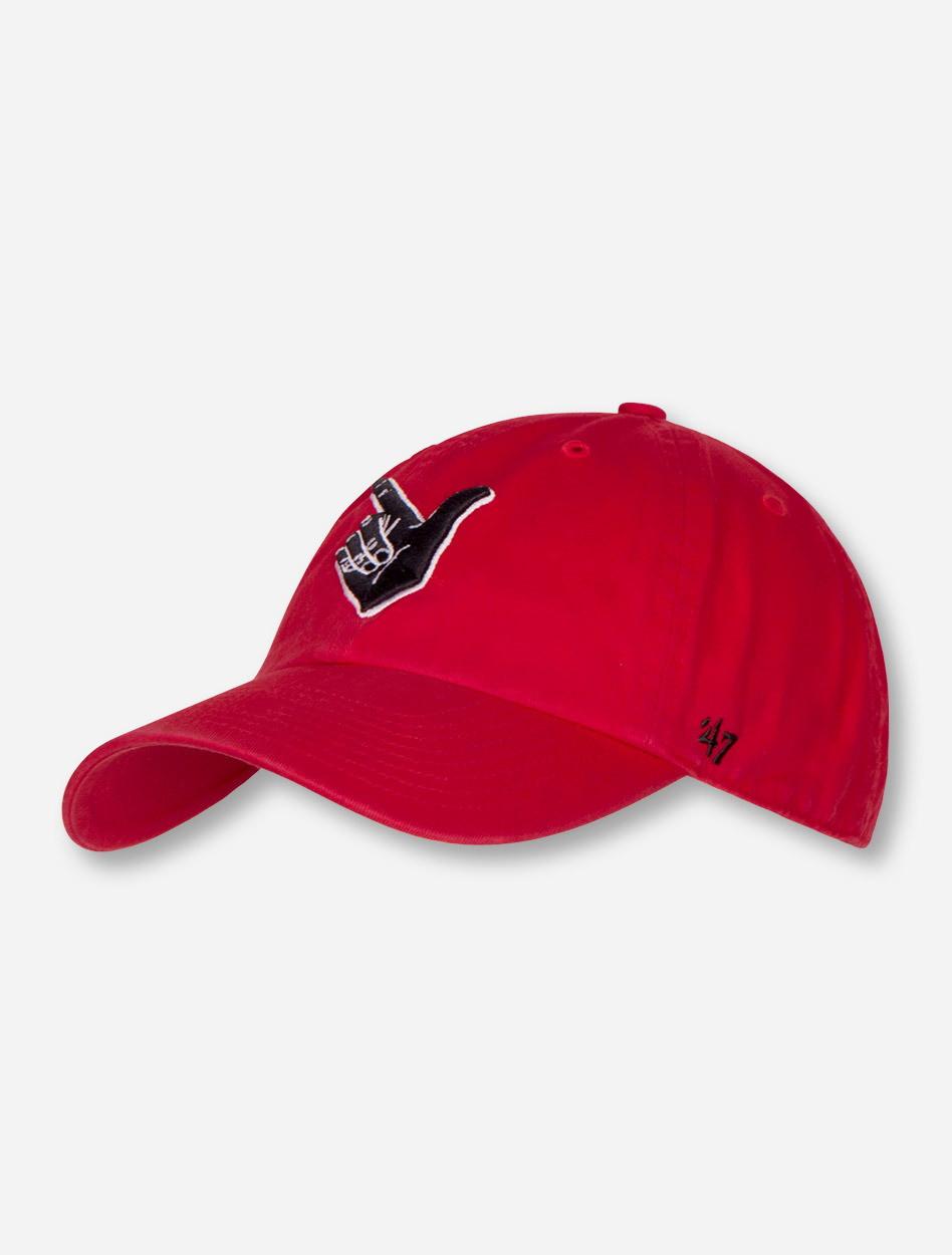 47 Brand Texas Tech Red Raiders Guns Up Adjustable Cap