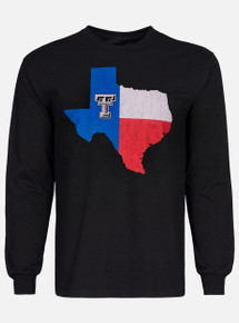 Texas Tech Red Raiders Finish Long Sleeve Shirt